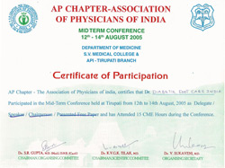 AP chapter association of physicians of india